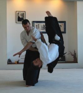 Aikido grace