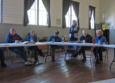 Friends of Kennecott participating in National Park Service planning meeting