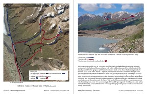 Potential Kennecott area trail system