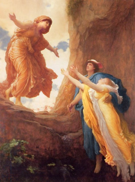 Leighton The Return of Persephone 1891