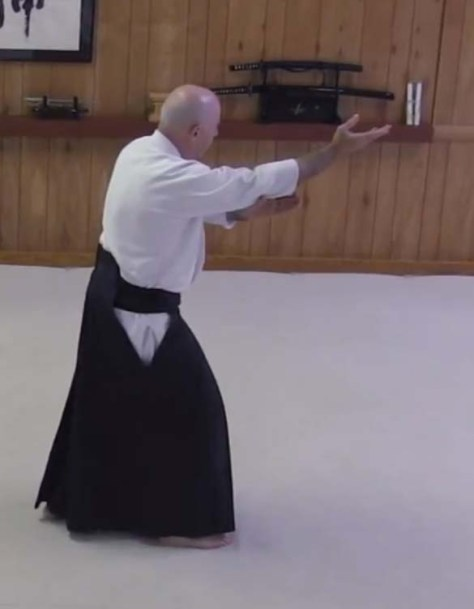 William Gleason Sensei at Aikido Eastside 2013 06