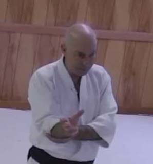 William Gleason Sensei at Aikido Eastside 2013 07
