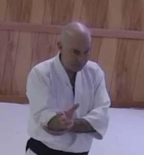 William Gleason Sensei at Aikido Eastside 2013 07