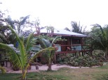 Bruce & Mary Jane, from the US, live in this beautiful home they built along the windward beach.