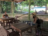 Eating at El Bosque