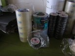 Duct tape: Local stores are small, but they sell it..