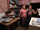 Owner/operators of El Bosque restaurant